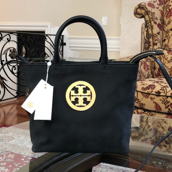 f79ba18877c Authentic Tory Burch Small Charlie tote crossbody